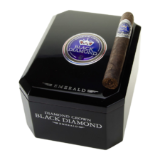 Diamond Crown Black Diamond Emerald Box of 20